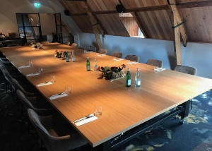 Private dining Le Barrage