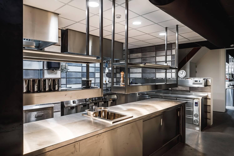 Keuken Le Barrage