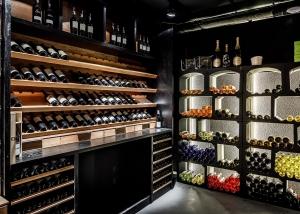 Wijnkluis Le Barrage